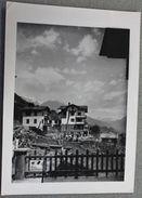 Foto Montagna Panoramica Scorcio Località In Valle D'Aosta 1950 - Foto