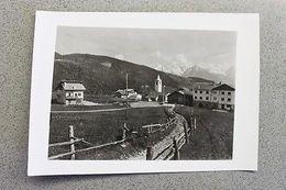 Foto Montagna 1950 - Scorcio Vallone Di Saint-Barthélemy Nus Valle D'Aosta - Photos