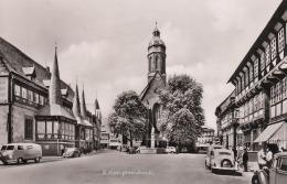 VW Käfer,Bus T1,DKW Meisterklasse,Opel Olympia,Einbeck,gelaufen 1957 - Turismo