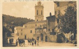 20 // PIANA   Place De L'église, Et Hotel Continental,  0913 - France