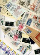 LOT DE 10 X CP ET 7 X ENV JOURNEE DU TIMBRE 1945 1946 1947 1952 1953 1957 1967 1968 1976 1978 1979 1980 ET CARNET 1991 - Postmark Collection (Covers)