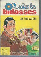 SALUT LES BIDASSES  N° 9   - ELVIFRANCE - Petit Format