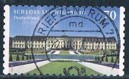 2017  Schloss Ludwigsburg (selbstklebend) - BRD