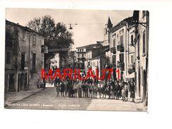 M4893 Campania  COLLE SANNITA BENEVENTO 1955 VIAGGIATA - Autres Villes