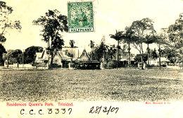 AJ 216 -  C P A - ANTILLES - TRINIDAD - RESIDENCES QUEEN'S PARK - Trinidad