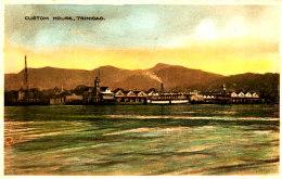 AJ 222 -  C P A - ANTILLES - TRINIDAD - CUSTOM HOUSE - Trinidad