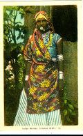 AJ 228-  C P A - ANTILLES - TRINIDAD - INDIAN  WOMAN - Trinidad