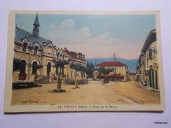 LE TOUVET-Place De La Mairie - France
