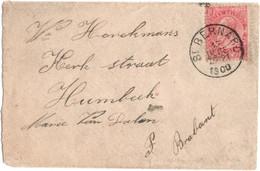 Belgium - St Bernard 1900 - Envelope - Belgique