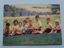"""Er Kwam Een Olifantje Met Een Lange Snuit En Het ..... ( Dia Chiro """" Tempo """" EKEREN ) Anno 1992 ( Details Zie Foto's ) ! - Scoutisme"""