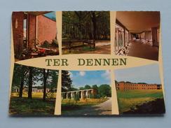 Diocesaan Vormingscentrum TER DENNEN Sint Pauluslaan Westmalle ( Lander ) Anno 19?? ( Details Zie Foto's ) ! - Malle