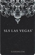 SLS Casino - Las Vegas, NV - Hotel Room Key Card - Hotel Keycards