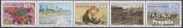 Südafrika Mi.-Nr.: 912-916 Fünferstreifen (kompl.Ausg.) Postfrisch 1993 Tourismus - Afrique Du Sud (1961-...)