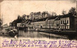 1 PCA     Vilvoorde  Trois-Fontaines  Impr. Nels Serie 65 N°14 - Vilvoorde