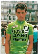 CYCLISTE - JEAN-PAUL VAN POPPEL - Cyclisme