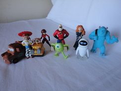 Disney Pixar - 3D -  Esselunga - 2013 - Kinder & Diddl