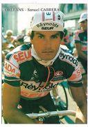 CYCLISTE - ORLEANS - SAMUEL CABRERA - Cyclisme