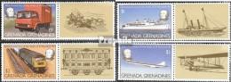 Grenada-Grenadinen 335C-338C (kompl.Ausg.) Postfrisch 1979 Rowland Hill - Grenada (1974-...)