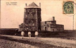 Finistère - Camaret - La Tour Vauban - Camaret-sur-Mer