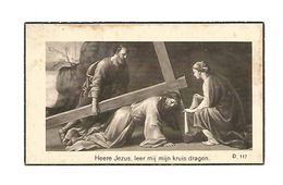 P 356. E. BROEDER EDUARDIS NICKMANS - Minderbroeder-Jubilaris - °RUMMEN 1851 / NAMEN / +HORPMAAL 1936 - Devotion Images