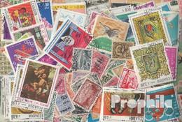 Ecuador Briefmarken-200 Verschiedene Marken - Coins & Banknotes