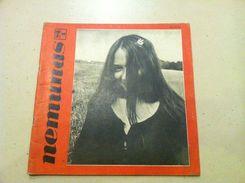 "Lithuania Litauen 1982 Nr. 4 Culture Magazine ""Nemunas"" - Books, Magazines, Comics"