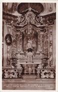 ARTISTICO ALTARE DELLA B.V.DEL CARMINE E DI S.GIUSEPPE CIRCA1950s TBE ITALY/ITALIE-BLEUP - Chiese E Cattedrali