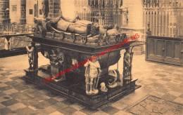 Ste Dimphna Kerk - Praalgraf Van Jan III De Merode En Zijne Vrouw Anna Van Ghistelle - Geel - Geel