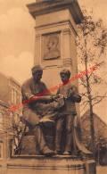 Monument De De Vreese ç La Mémoire Du Fondateur Des Etablissements Henricol - Court-Saint-Etienne - Court-Saint-Etienne