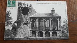 08 Saint St Antoine Des Hauts Buttés La Ruine - France