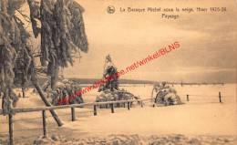 La Baraque Michel Sous La Neige - Hiver 1925-1926 - Jalhay - Jalhay