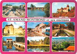 18-SAINT AMAND MONTROND-N°C-3494-A/0137 - France