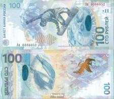 Russland Pick-Nr: 274 Bankfrisch 2014 100 Rubles - Russland