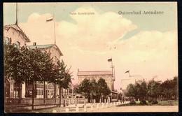 A9409 - Arendsee - Beim Konzertplatz - Sepiadruck A. Sternberg - Nr. 13568 - Kuehlungsborn