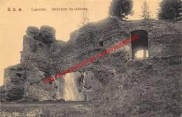 Intérieur Du Château - La-Roche-en-Ardenne - La-Roche-en-Ardenne