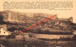 Bouwvallen Van Het Kasteel - Ruines Du Château - Moha - Wanze