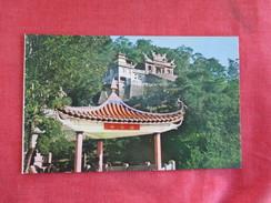> Taiwan     Taipei-  Taoist Chi Nan Temple Ref 2745 - Taiwan