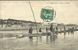 TROUVILLE - Pêche Aux Moules                       -- PLX 23 - Trouville