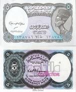 Ägypten Pick-Nr: 190 Bankfrisch 1998 5 Piastres - Aegypten