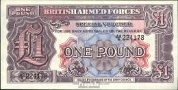 Großbritannien Pick-Nr: M22a Bankfrisch 1948 1 Pound - …-1952 : Before Elizabeth II