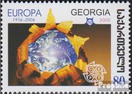 Georgien 514 (kompl.Ausg.) Postfrisch 2006 Europa - Georgien