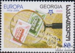 Georgien 513 (kompl.Ausg.) Postfrisch 2006 Europa - Georgien