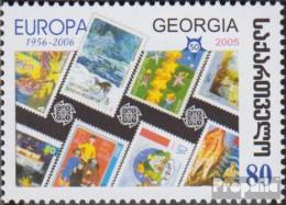 Georgien 511 (kompl.Ausg.) Postfrisch 2006 Europa - Georgien