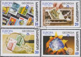 Georgien Mi.-Nr.: 507A-510A (kompl.Ausg.) Postfrisch 2006 50 Jahre Europamarken - Georgien