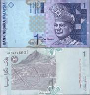Malaysia Pick-Nr: 39b Bankfrisch 1998 1 Ringgit - Malaysia