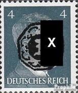 Löbau (Sachsen) 5ND Neudruck Echtheit Nicht Geprüft Postfrisch 1945 Lokaler Überdruck - [7] Repubblica Federale