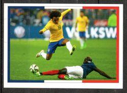 IM074 : Carrefour Panini Foot EURO 2016 N°27 - Panini