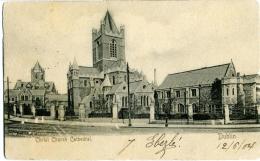 IRELAND  IRLANDA  DUBLIN  Christ Church Cathedral  1904 - Dublin