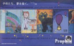 Israel Block65 (kompl.Ausg.) Postfrisch 2001 Briefmarkenausstellung - Israel