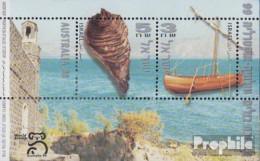 Israel Block62 (kompl.Ausg.) Postfrisch 1999 Briefmarkenausstellung - Israel